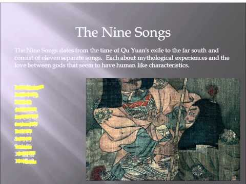 The Songs Of the South (Qu Yuan)
