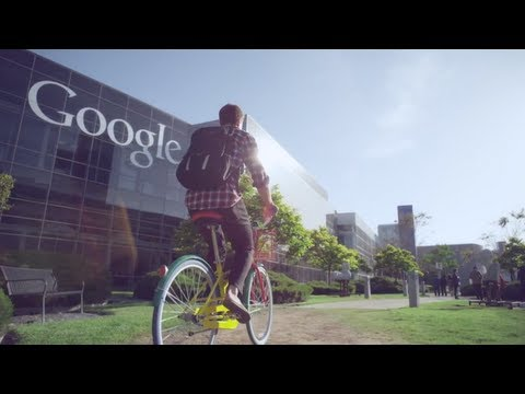 The real Google interns' first week
