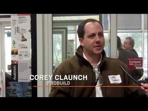 Andersen Voice of the Trade - 100 Series Testimonial #2 by Corey Claunch of ProBuild