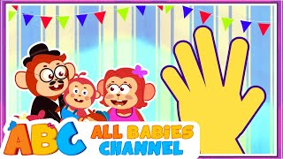 Finger Family | Finger Family Rhymes | Nursery Rhymes | Kids Songs