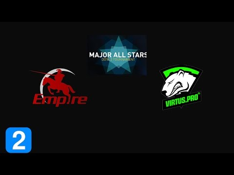 Highlights Team Empire vs ASUS.Polar Game 2- Major Allstars Tournament