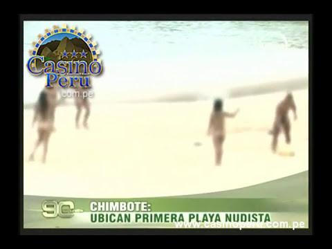 PLAYA NUDISTA DE PERU