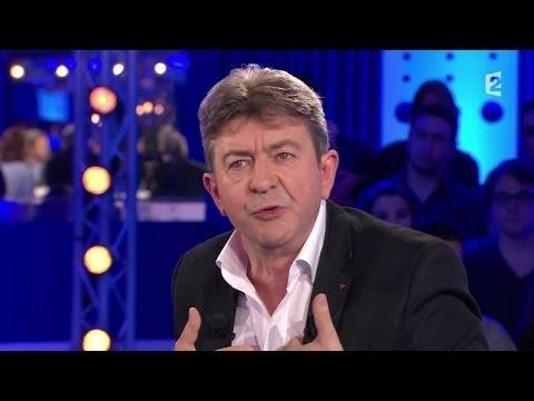 Jean Luc Mélenchon s'exprime sur les Européennes, François Hollande et le système médiatique #ONPC