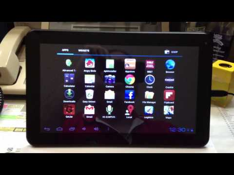 proscan 10 1 internet tablet review