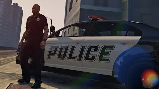 First Contact - LSPDFR Mod for GTA V