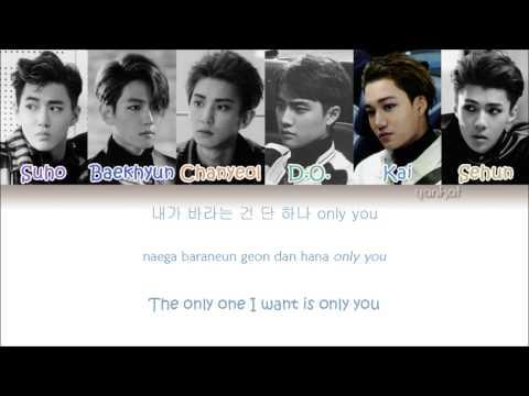 EXO - Lady Luck (Korean ver.) (Color Coded Han|Rom|Eng Lyrics)
