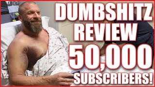 DumbShitz Review | 50,000 Subs! What's Next?