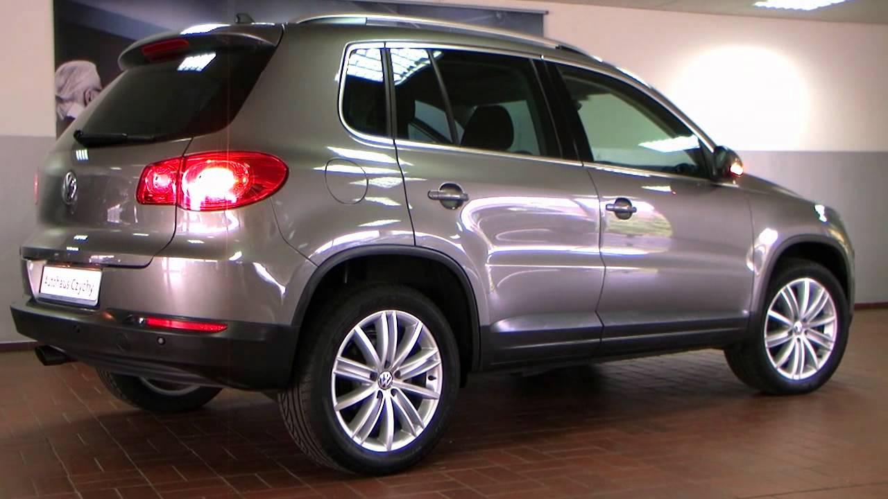 Volkswagen tiguan 2 0 tdi sport style 4motion 2009 slate grey aw051365 www autohaus biz czychy
