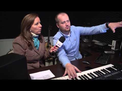 Entrevista com o compositor e produtor musical Elton Luz