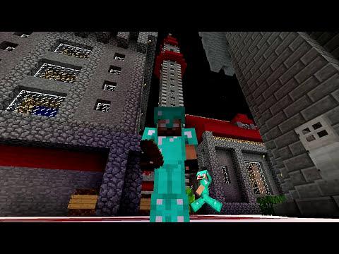 Minecraft Mods - MORPH HIDE AND SEEK - MONSTROS SA (MONSTERS SA)