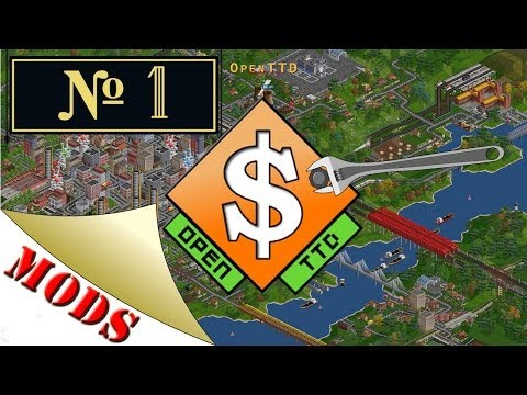 Let's play OpenTTD modded #1 - Introduction