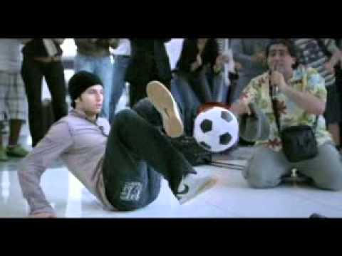 Abdullah Afghani Abu Dhabi sport channel commercial