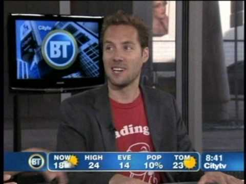 Jeremy Gutsche s EXPLOITING CHAOS on Breakfast Television / CityTV