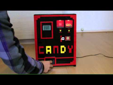Lego candy machine 2