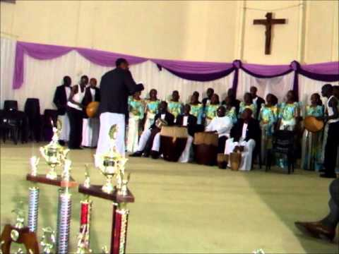 Our Lady of Africa Choir * Interdiocese Catholic Church Choirs Music Festival.wmv
