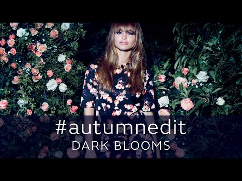 Very.co.uk: Dark Blooms | Trends