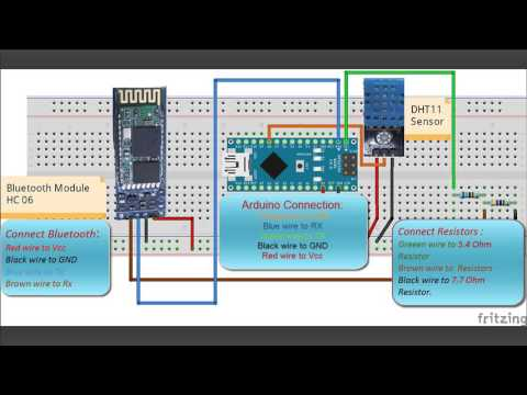 Make an Arduino Temperature Sensor
