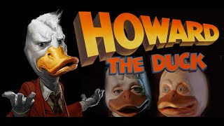 REEL TALK: George Lucas Thinks Marvel Will Remake Howard The Duck