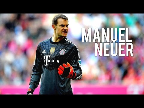 Manuel Neuer ● Best Saves Ever ● HD