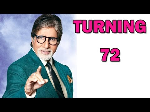 Amitabh Bahchan's 72nd Birthday Celebrations - EXCLUSIVE