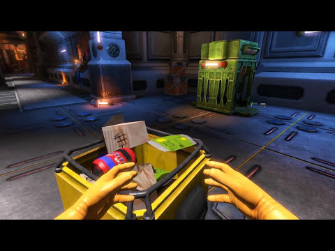 Jogos Malditos - Bonus Stage - Viscera Cleanup Detail (Alpha)