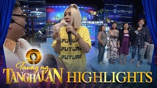 Tawag ng Tanghalan: Vice Ganda opens the bag of a madlang people