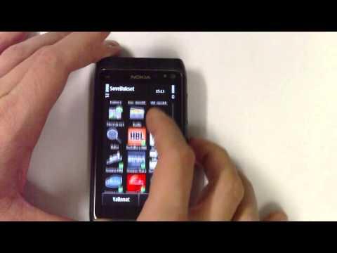Nokia N8 - Muut sovellukset