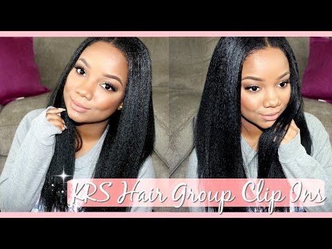 💜Review: KRS Knappy Hair Extensions- Knatural Coarse
