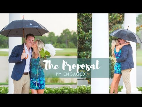 I'M ENGAGED [the story/how he surprised me]