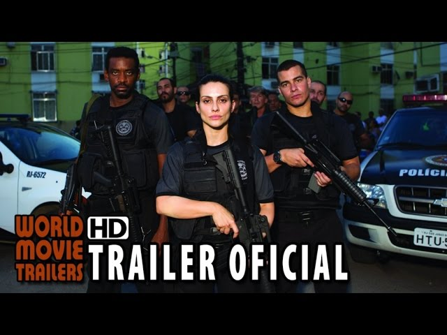 Operações Especiais Trailer Oficial (2015) - Cléo Pires [HD]