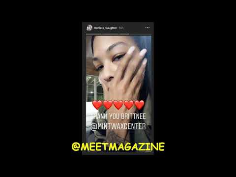 Moniece Slaughter asks Lifetime TV to make Trump  Surviving R Kelly style