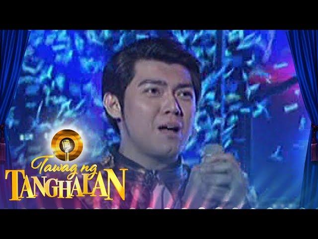 Tawag ng Tanghalan: Aerone Mendoza steals the title