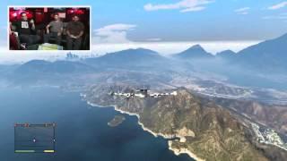 GTA 5: Edge of the World - IGN Live