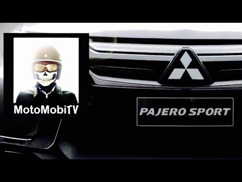 Mitsubishi Pajero Sport 2016 - Indonesia