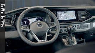 2020 Volkswagen Multivan T6.1 Interior | Transporter T6 Facelift