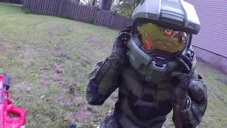 HALO- KID MASTER CHIEF