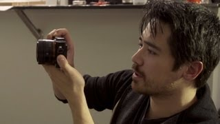 Sony RX1 Hands-On Test (With Cats!)