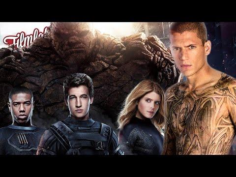 Neue PRISON BREAK Staffel! | Fantastic Four KATASTROPHAL! | SHERLOCK HOLMES 3! | FILM NEWS