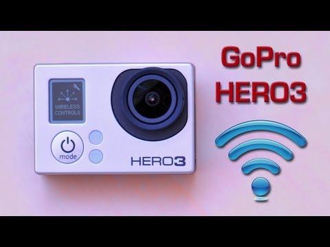 Como configurar e usar o Wi-Fi na GoPro HERO3