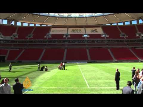 Delays plague Brazil World Cup preparations