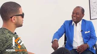 VIDEO : Haiti Music : Olivier Martelly Explique Le Retour Sweet Micky