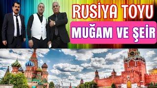Rusiya Saratov Toyu Ziyafeddin Xəlilov və Vasif Kürdəmirli 2019