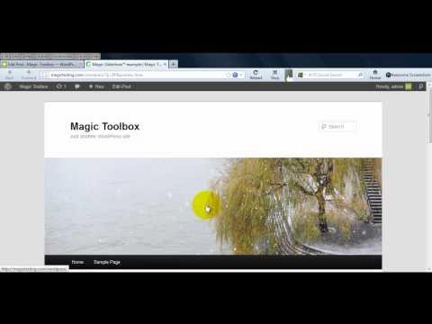 0 Image slideshow tutorial (with a WordPress plugin)