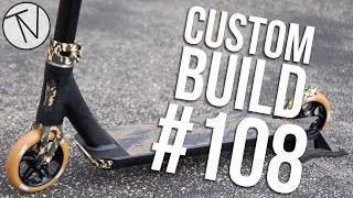 Custom Build #108 (ft. Tanner Fox) │ The Vault Pro Scooters