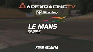 iRacing Le Mans Series (2018/S4) - Road Atlanta - Full Course