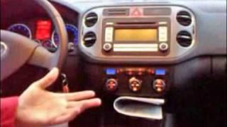 Тест-драйв: Volkswagen Tiguan [СиДр] ч.1