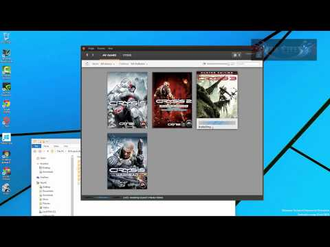 #Origin Games On @Windows 10 - Make Origin Detect Already Downloaded Games @origin_ea