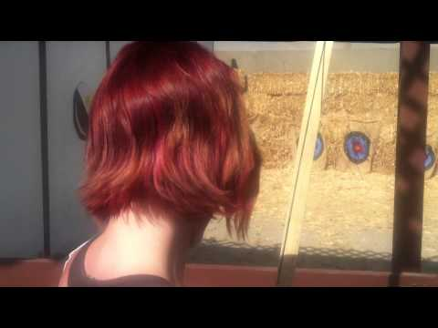 Dodger Does Archery