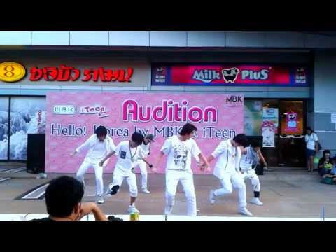 [130630] Atoz Cover Btob :: Wow  Audition Hello! Korea 2013 video
