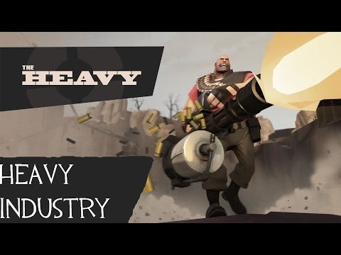 TF2 heavy industry  achievement guide